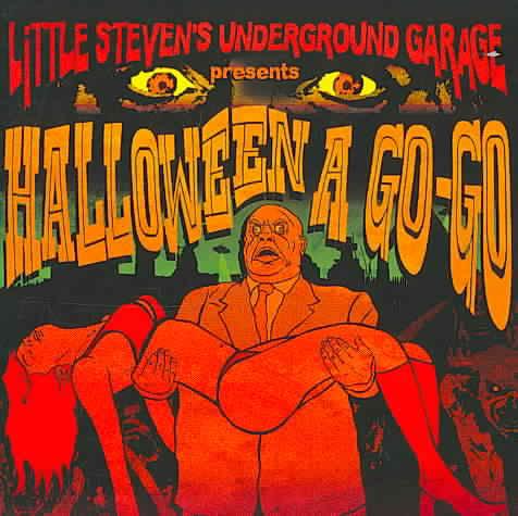 HALLOWEEN A GO GO (CD)