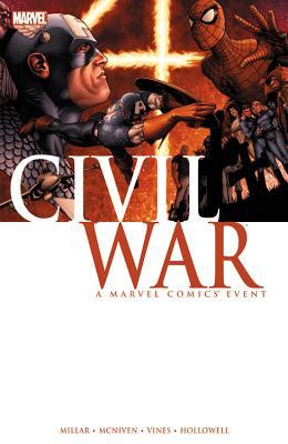 Civil War By Millar, Mark/ McNiven, Steve (ILT)